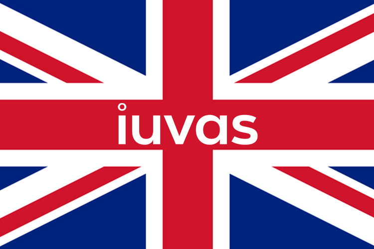 iuvas goes uk