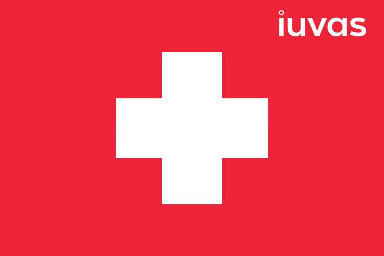 Reha Schweiz Flagge